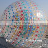 PVC water soccer body inflatable zorb ball                                                                         Quality Choice