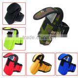 High quality multifunctional trendy custom sport cell phone arm band