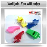 Competitive hot product plastic toy whistle