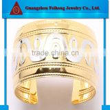 2014 new fashion lady's high quality gold plated jewelry and alloy bangle jewelry FH-BA001
