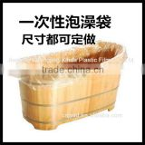 Spa Use disposable transparent spa liner for bathtub                                                                         Quality Choice