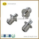China Supplier ISO9001:2008 Firmed Stainless Steel Axle Spindle,Trailer Axle Spindle Shaft