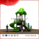 New design LLDPE plastic galvanization kids play ground equipment                                                                         Quality Choice