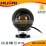 C ree 4 inch25w Led Cannon Work Light,24v Led Truck Lights Auto Head Lamp For Truck,Track,Tractor,Jeep 4x4
