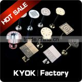 KYOK Swag Curtain Drapery Ornate Antique Curtain Rod Hooks,1.0mm 1.2mm Aluminum Necessary Material Curtain Accessories