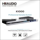 professional pa system processor DSP audio processor K1000