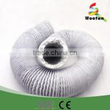 Factory price wholesale pipe flexible pvc duct hose pvc flexible duct air conditioning pvc duct