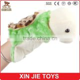 turtle hand puppet custom made plush turtle hand puppet children sea animal finger puppet