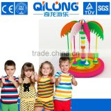 Coconut tree indoor electric playground outdoor playground equipment children indoor games