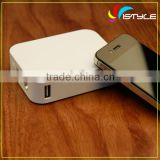 External 8800mAh backup mobile power bank for Smart Phone cafe powerbank