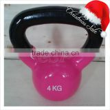 Christmas Carnival best price fitness center GYM equipment crossfit kettlebell plates with guaranteed quality coating safely