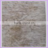 15mm velboa fabric polyester acrylic mongolian lamb fur plate Tibet lamb fur home textile fabric flower alibaba china