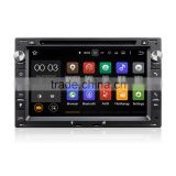 2 din 7 inch car radio GPS navigation with VW passat wireless rearview camera auto video car dvd multimedia navigator