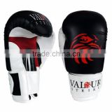 Boxing Gloves Sparring Pro 10oz 14oz Punch Bag Fight MMA