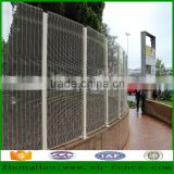 Modern and beautiful wire mesh fence gate and fence wall Designing