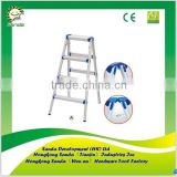 YD-03076 aluminum step ladder,double sides ladder                                                                         Quality Choice