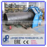 all-hydraulic internal expanding pipe facing machine for pipe end beveling or pipe chamfering and pipe beveling