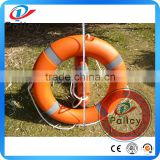 Personalized cheap factory marine ship inflatable swimming pool ring life buoy