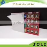 home decoration	flips lenticular custom lenticular sticker