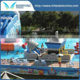china swimming pool foam noodle rectangular above ground frame pool enclosure
