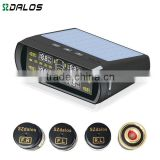 Wireless solar power car diagnostic tool auto bluetooth sensor 433.92 mhz tpms tire pressure sensor monitor