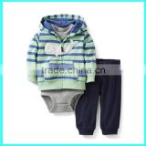 2016 New boy clothes outfit baby boy outfit clothes infant romper sets