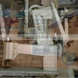 GOLDEN WHEEL cs-530-2 used second hand hand handle operating chain stitch embroidery machines universal upper machines embroider