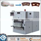 QC-750 Automatic hydraulic busbar cutting punching bending machine die cutting press machine