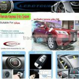 Car Alarm Push Start Button Keyless Entry System for Lifan Auto