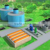 China Puxin Biogas Heating System, Biogas Plant to Generate Electricity, Application Biogas Plant