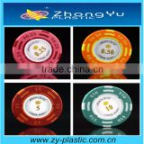 13.5g clay poker chips