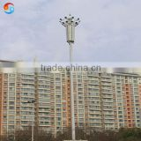 Customized High Mast Light Pole Manufacturer from China