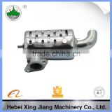 tractor exhaust muffler made in China