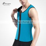 S-SHAPER Neoprene Gym Workout Weight Loss Sweat Vest