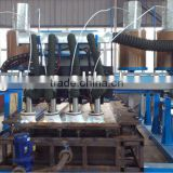 Hardfacing machine for chome caibide plate