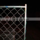 Playground Electric Galvanized Chain Link Fence /Used Chain Link Fence for sale/Animal Fence/Galvanized Chain Link mesh
