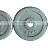 Hammerton Cast Iron Plate/Black painted weight Disc