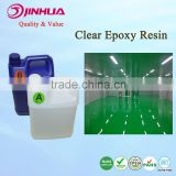 Epoxy Resin High Build Epoxy Floor Coating Epoxy Paint for Parking Lot