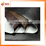 PVC Resin and polyurethane resin for matt and light surface with good hand feeling synthetic leather