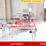 automatic crepes machine/spring roll sheets machine/samosa pastry machine/injera machine/crepe machine