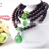 Wholesale Aromatherapy Diffuser Natural Garment Stone Mini Beaded Bracelet
