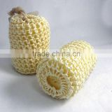 Sisal Sponge Scrub Body Bath Shower Spa Body Scrubber Exfoliator
