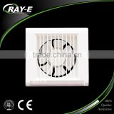 plastic wall mounted small size window ventilator vent exhaust fan for bathroom