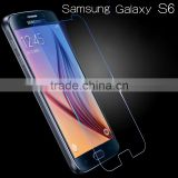 For Samsung Galaxy S6 2.5D ARC Tempered Glass Blue Light Filter Screen Protector with Stickers