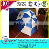top quality promotional logo printed golf umbrella manufacture by chinese parapluie factory