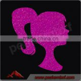 Hot Sale Glitter Babie Heat Transfer for garment