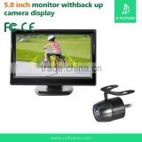 5 inch car rearview monitor