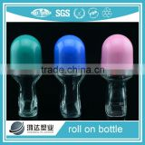 perfume roll on bottle for cosmetic package