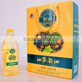 Hot selling 2012 newest purity and natural camellia cooking oil