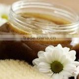 Whitening and Exfoliating coffee Body Scrub with sea salt, vitamin e, shea butter for Face and Body Care
